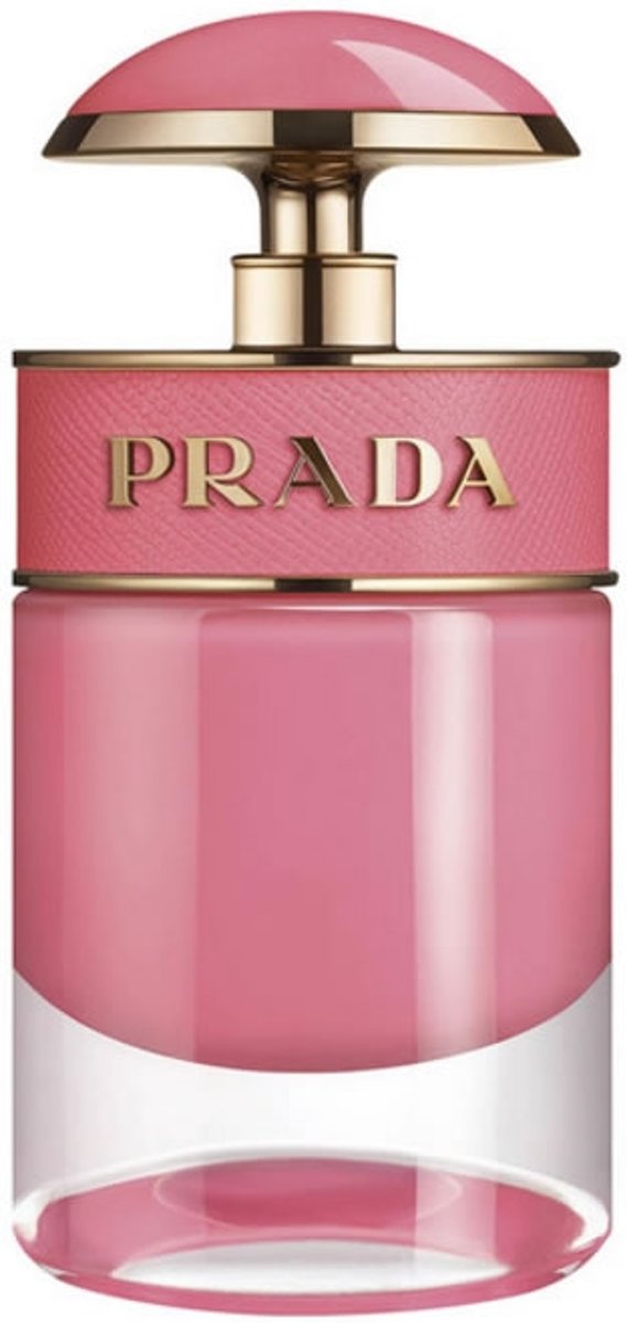 MULTI BUNDEL 2 stuks Prada Candy Gloss Eau De Toilette Spray 30ml