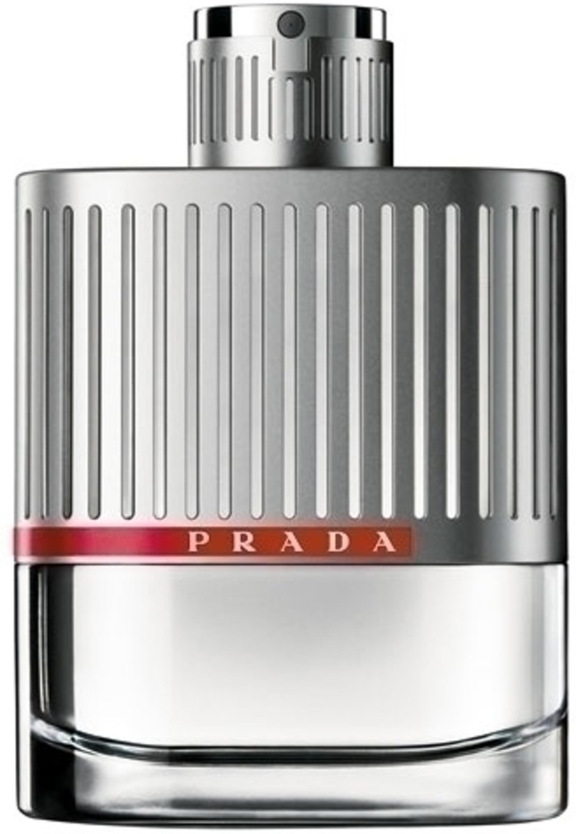 MULTI BUNDEL 2 stuks Prada Luna Rossa Eau De Toilette Spray 100ml