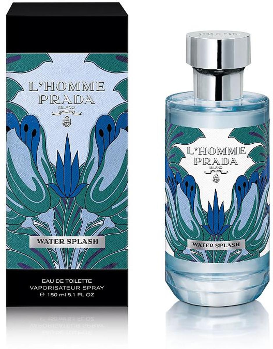 PRADA LHOMME WATER SPLASH(M)EDT 150ML