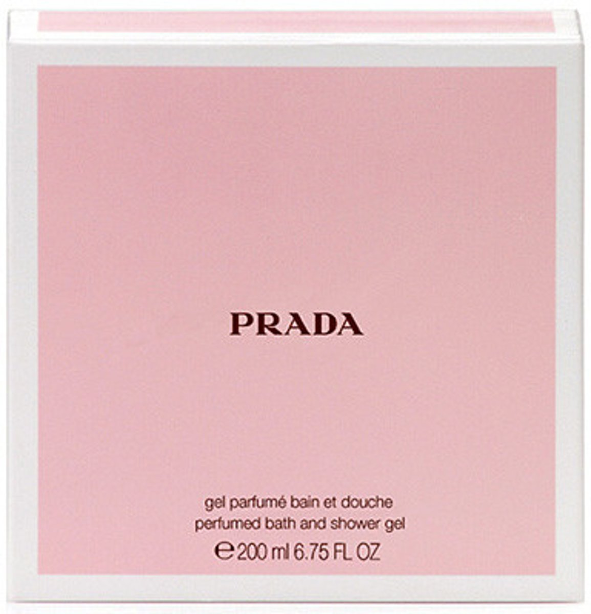 Prada - Amber bath and shower gel 200ml