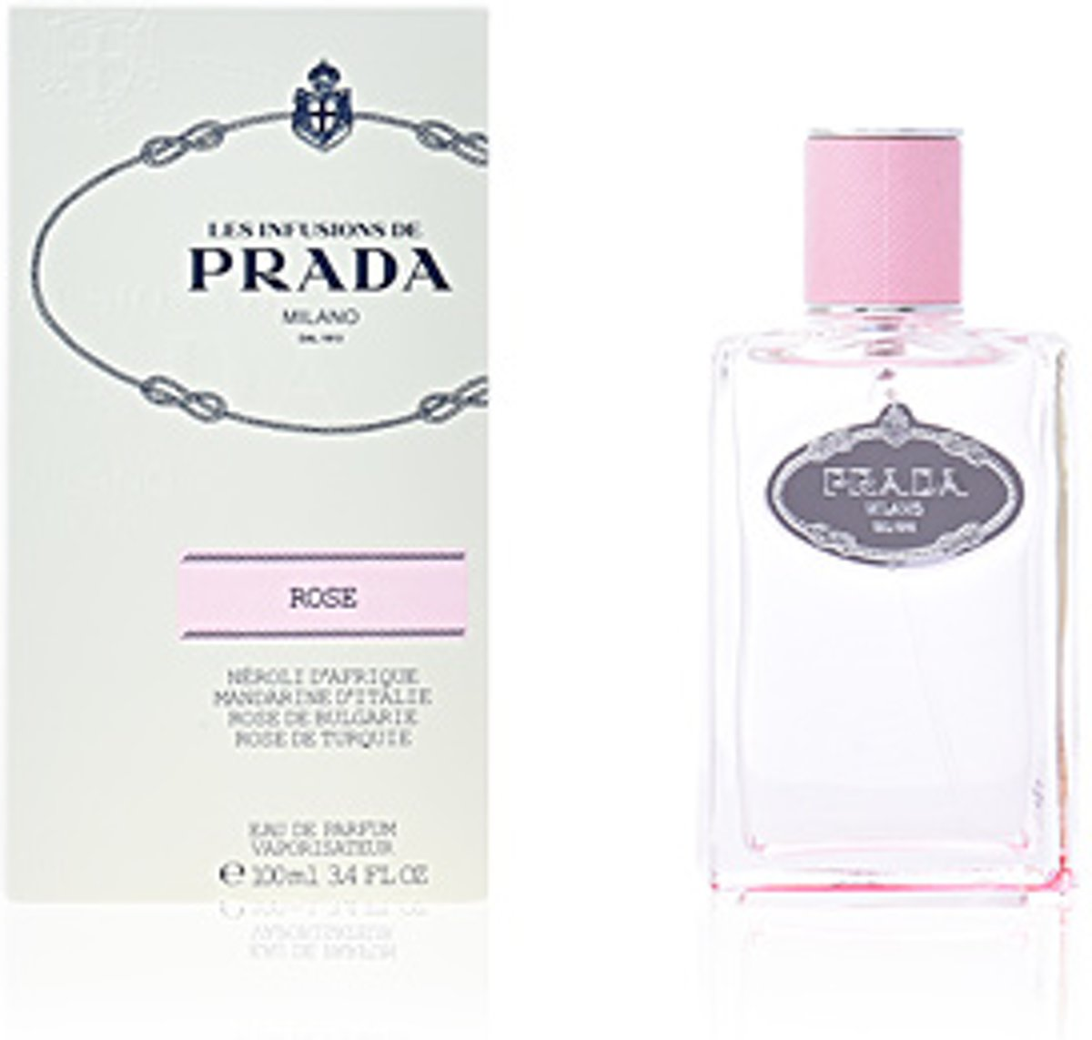 Prada INFUSION ROSE edp spray 100 ml