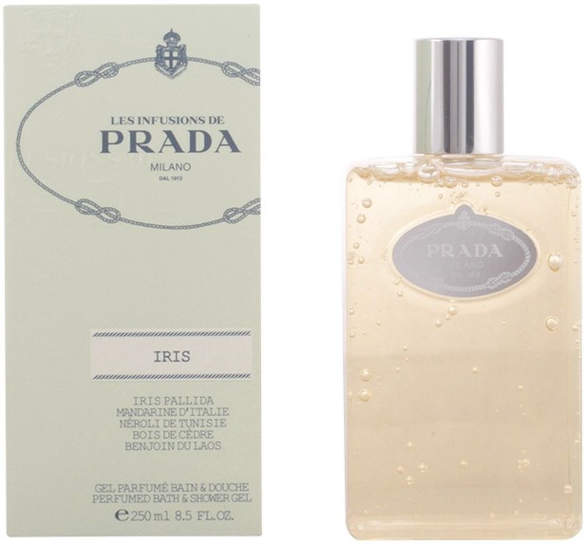 Prada Infusion de Iris - 250 ml - showergel