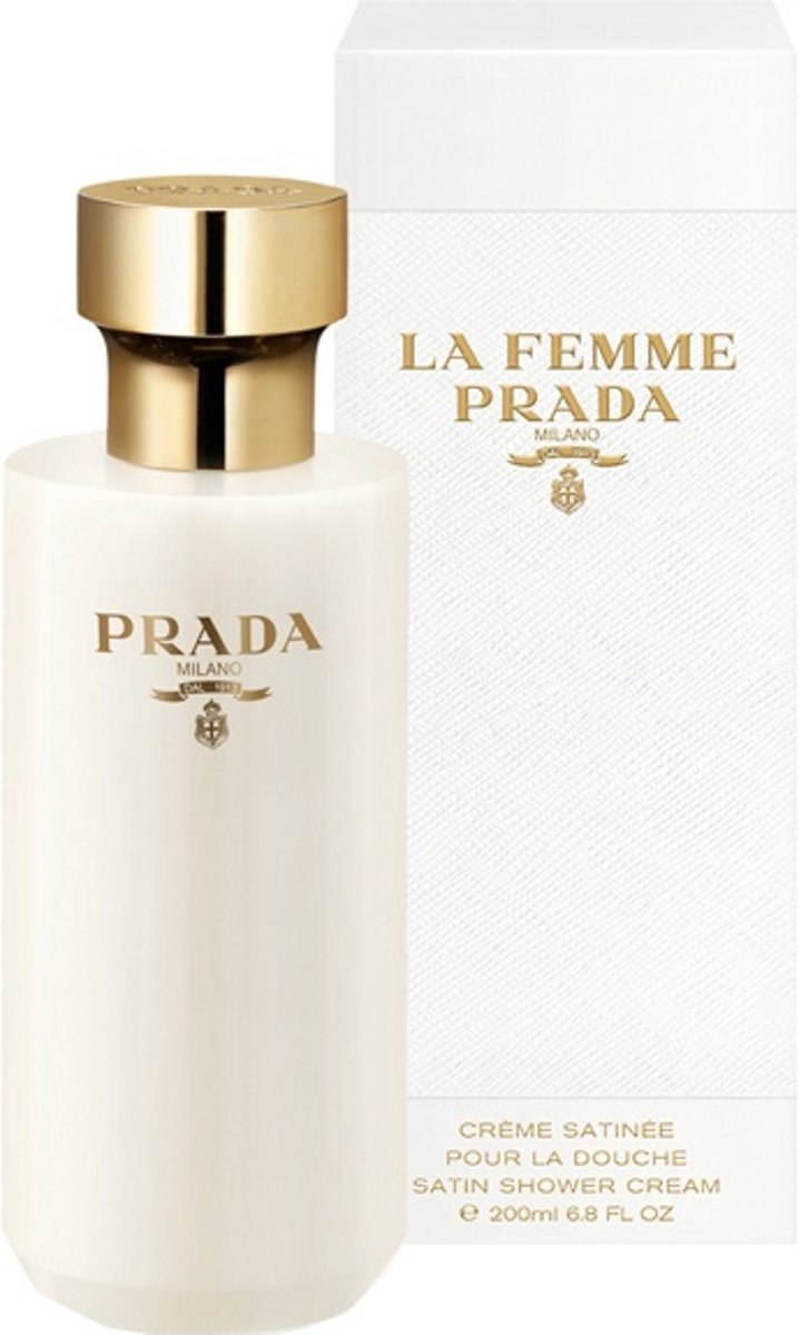 Prada La Femme Shower Gel 200 ml