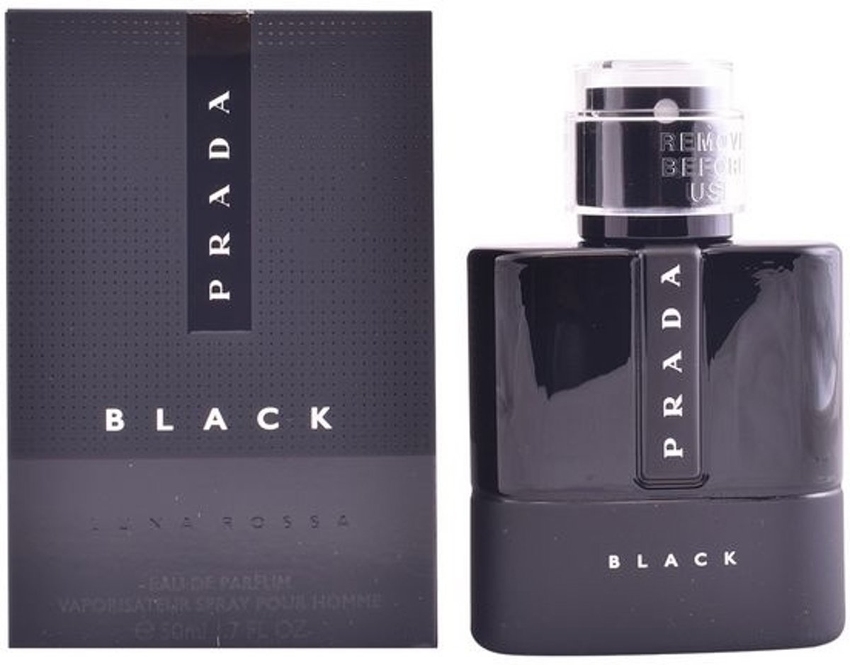 Prada Luna Rossa Black Eau de Parfum Spray 50 ml