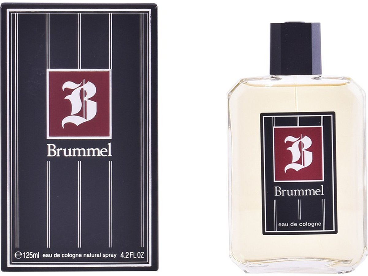 MULTI BUNDEL 2 stuks BRUMMEL Eau de Cologne Spray 125 ml