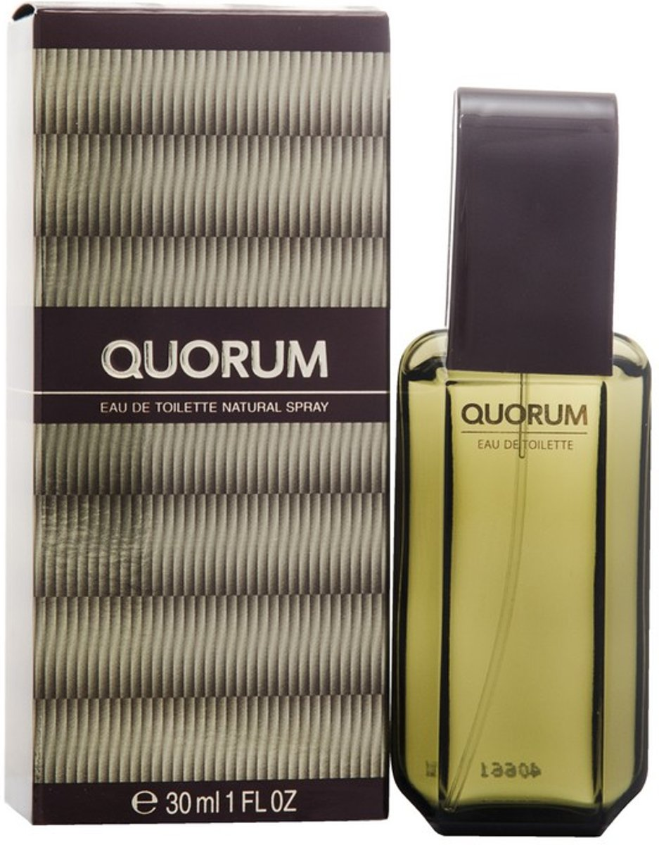 QUORUM - 30ML - Eau de toilette