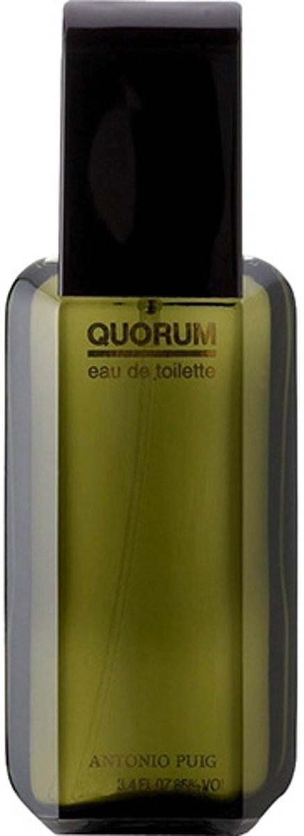 MULTI BUNDEL 2 stuks Puig Quorum Eau De Toilette Spray 100ml