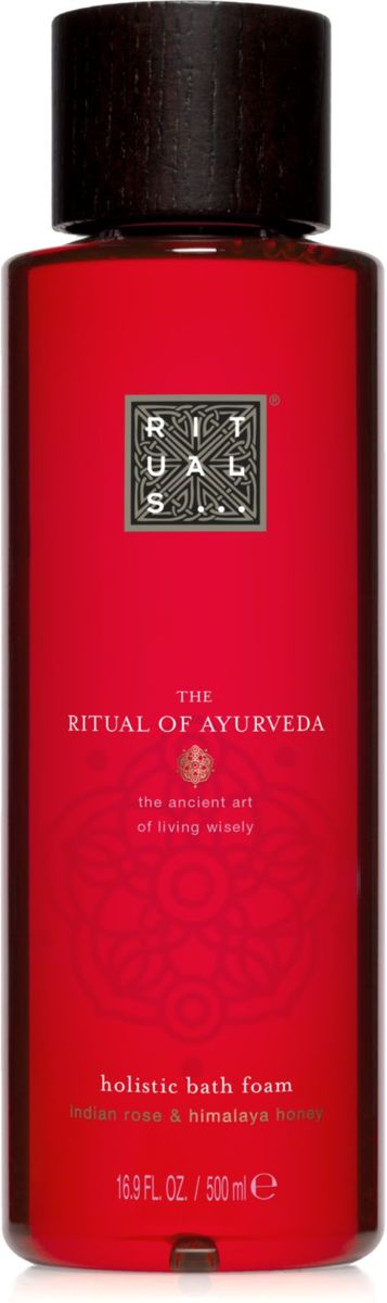 RITUALS The Ritual of Ayurveda Badschuim - 500 ml - Bath Foam