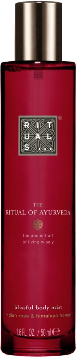 RITUALS The Ritual of Ayurveda Bed & Body Mist - 50 ml -lichaamsparfum