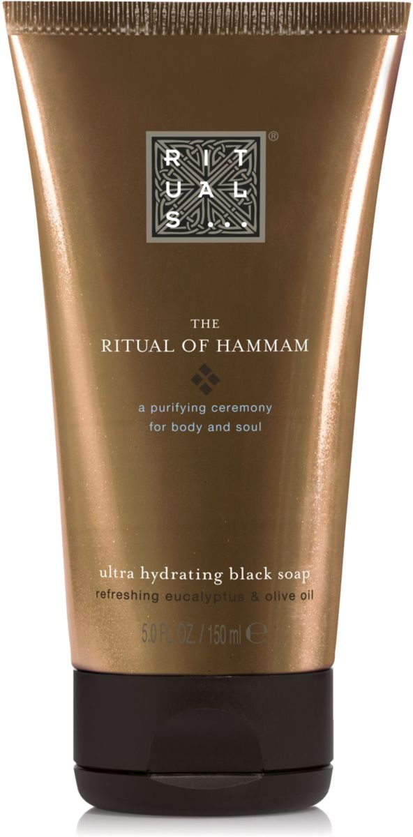 RITUALS The Ritual of Hammam Black Soap zwarte zeep - 150 ml