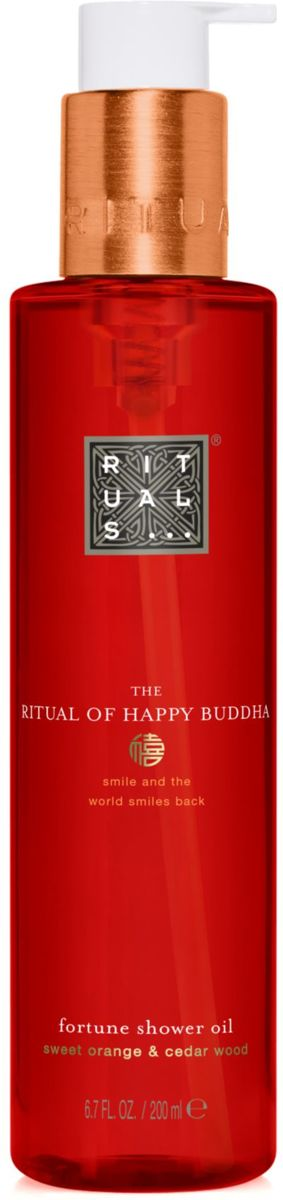 RITUALS The Ritual of Happy Buddha Douche olie - 200 ml