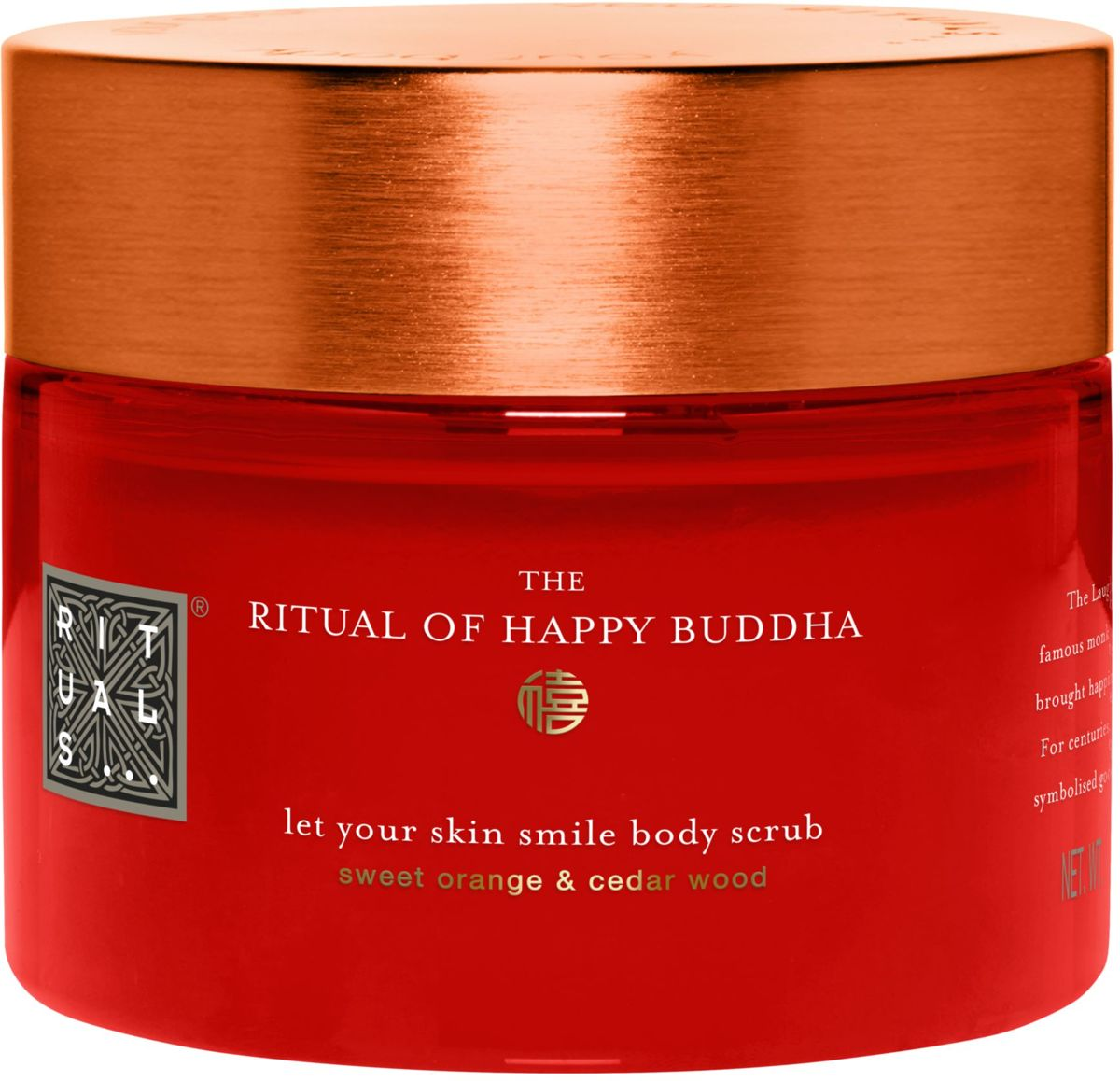 RITUALS The Ritual of Happy Buddha Lichaamsscrub