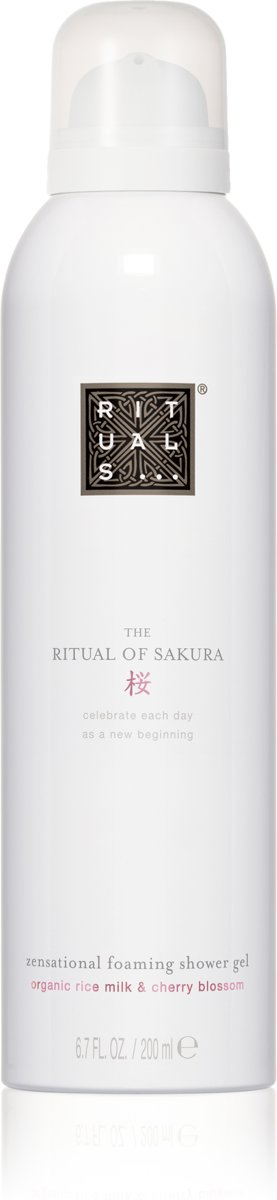 RITUALS The Ritual of Sakura Doucheschuim - 200ml