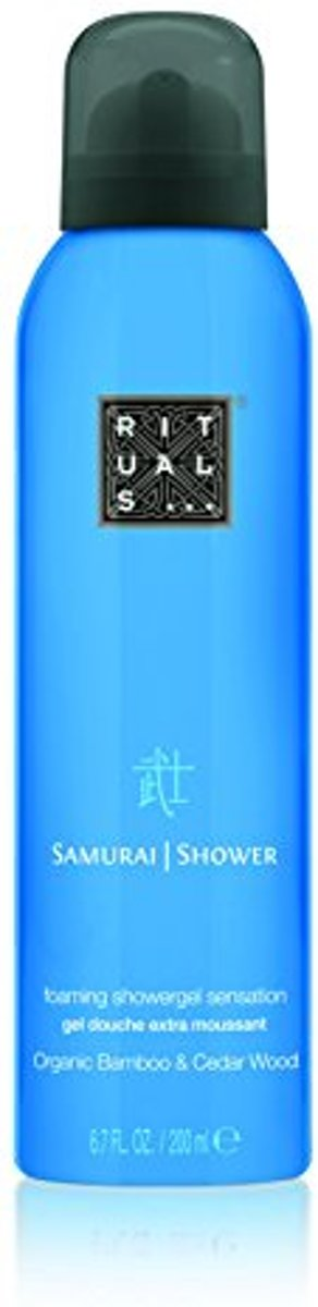 RITUALS The Ritual of Samurai Doucheschuim voor mannen - 200ml