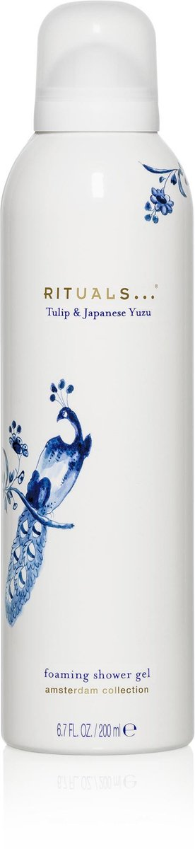 Rituals - Amsterdam Collection Tulips & Japanese Yum - Foaming Shower gel 200 ml