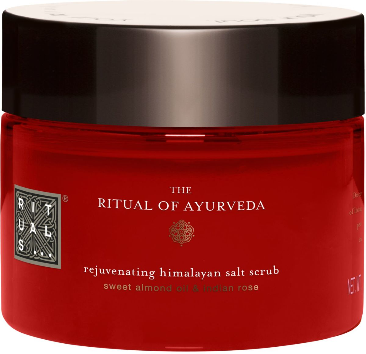 The Ritual of Ayurveda Body Scrub
