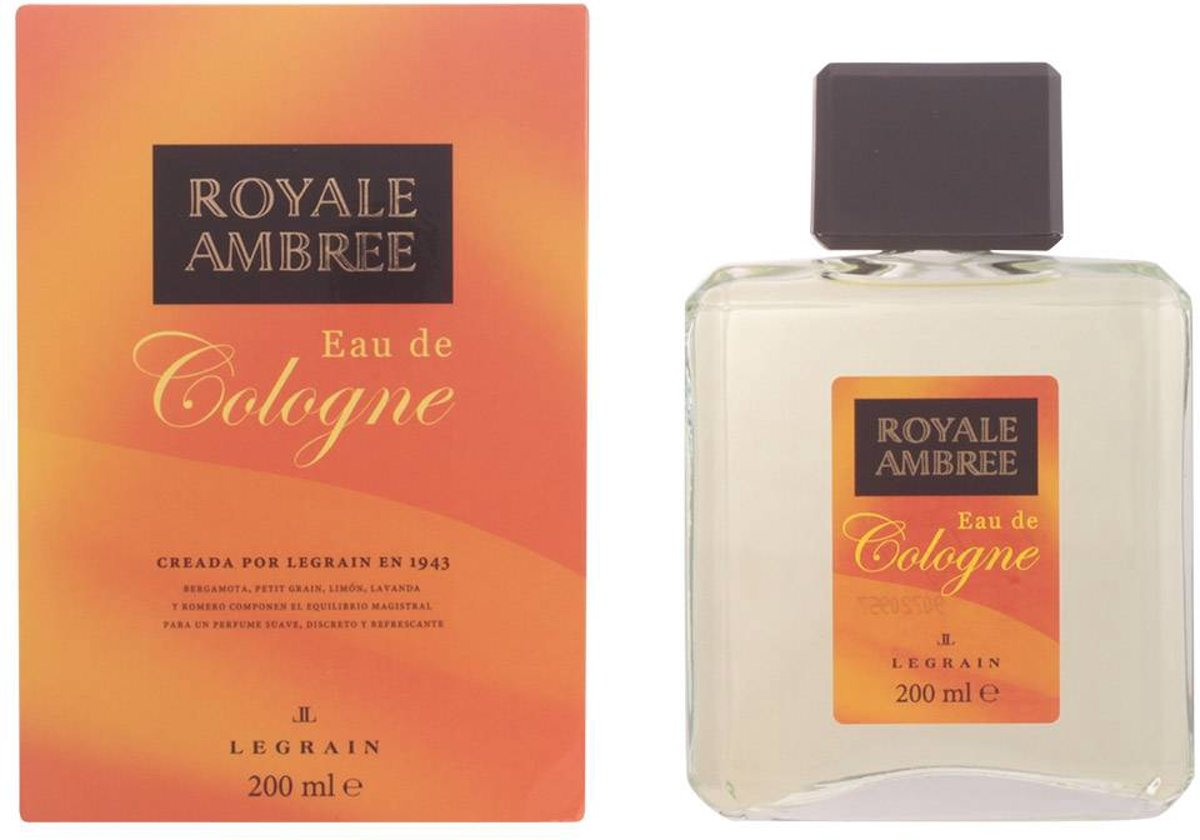 ROYALE AMBREE edc flacon 200 ml
