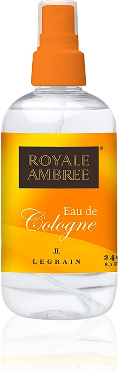 Royale Ambree Eau De Cologne Spray 240ml