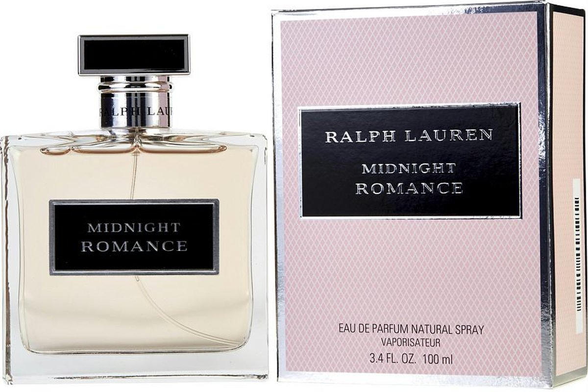 Ralph Lauren - Eau de parfum - Midnight Romance - 100 ml