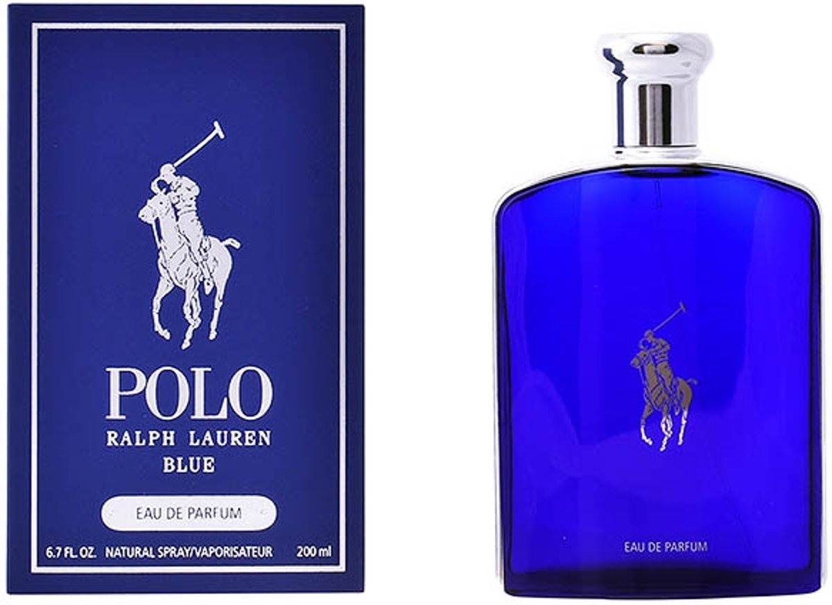 Ralph Lauren - Eau de parfum - Polo Blue - 200 ml