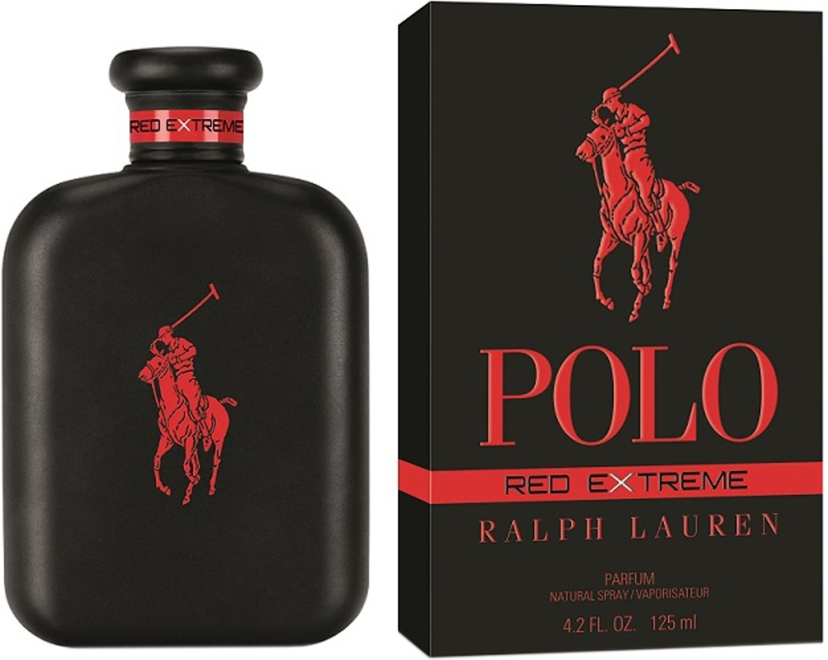 Ralph Lauren - Eau de parfum - Polo Red Extreme - 75 ml