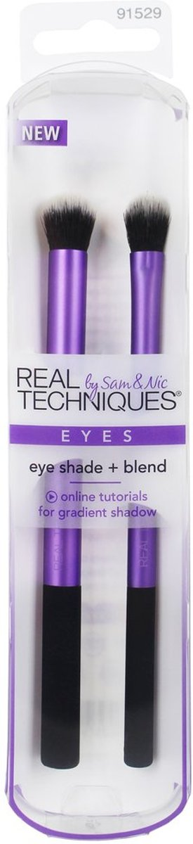 Real Techniques Eye Shade + Blend Duo