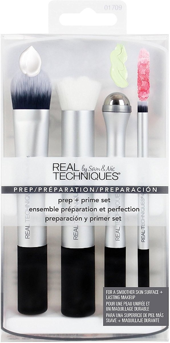 Real Techniques Prep + Prime Set