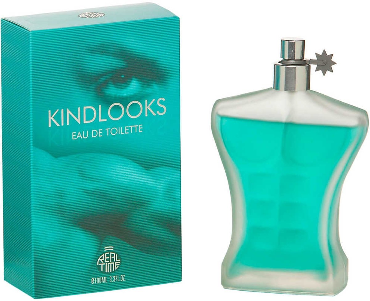Real Time Eau de Toilette Kind Looks Man