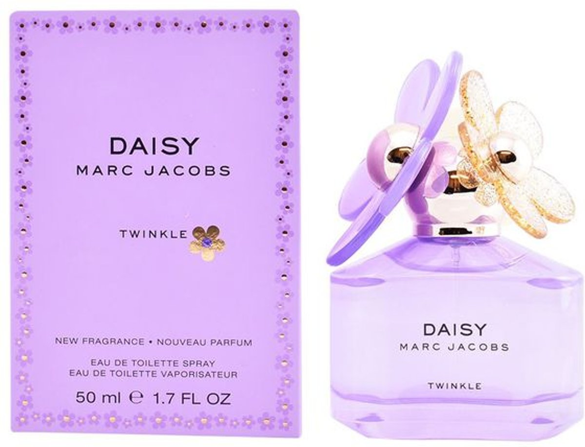 Marc Jacobs Daisy Twinkle Eau de Toilette Spray 50 ml