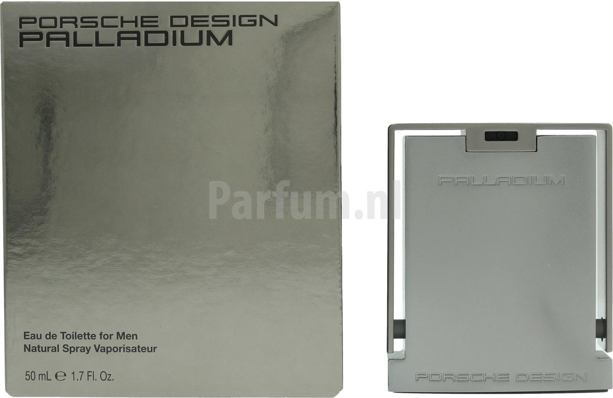 Porsche Design Palladium Edt Spray 50 ml