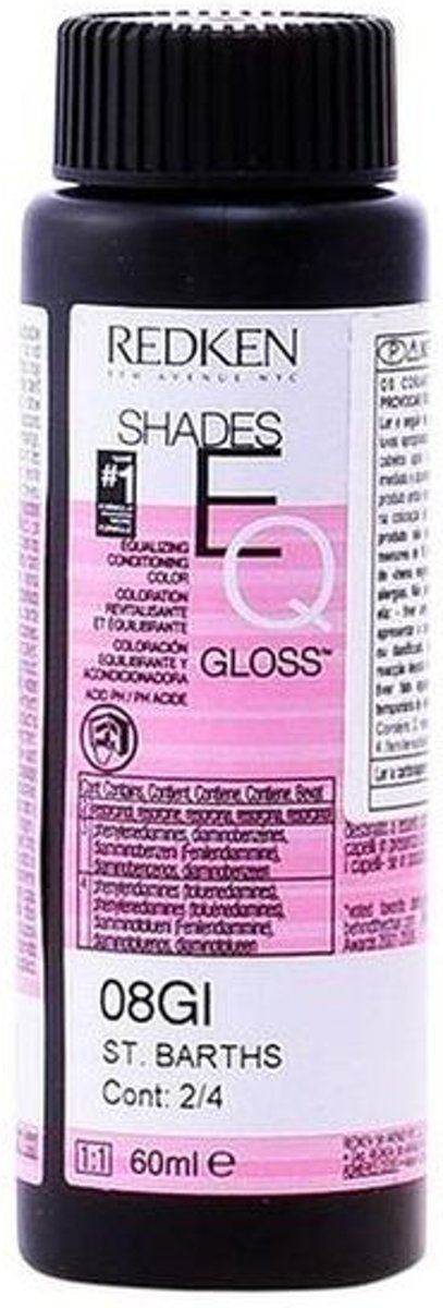Semi-permanente kleurstof Shades Eq Redken (60 ml)