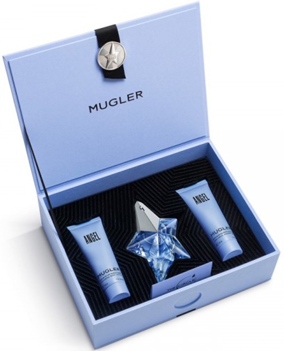 Thierry Mugler Angel 25 ml edp + 50 ml SG + 50 BL set set