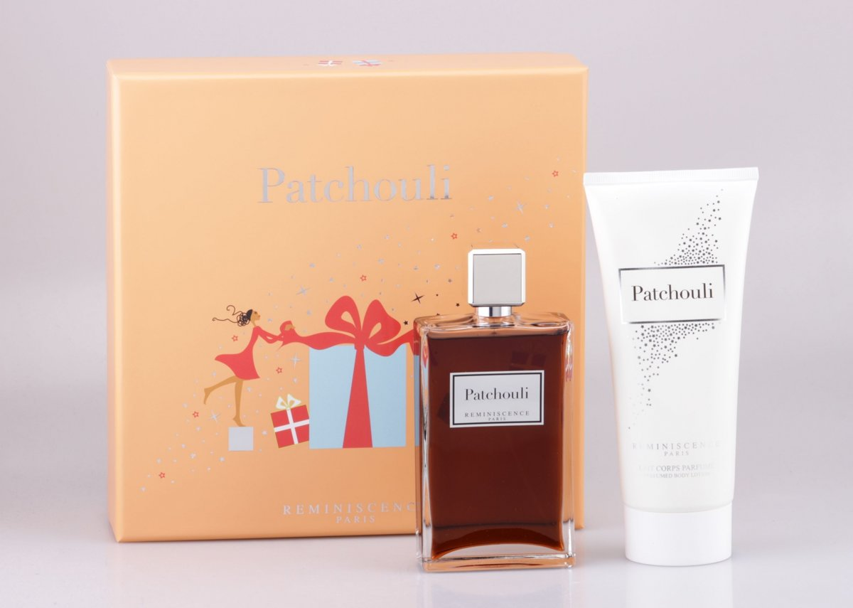 Reminiscence - Eau de parfum - Patchouli 100ml eau de toilette + 200ml bodylotion - Gifts ml