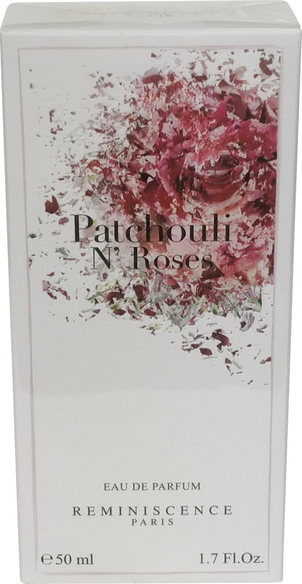Reminiscence - Eau de parfum - Patchouli N Roses - 50 ml