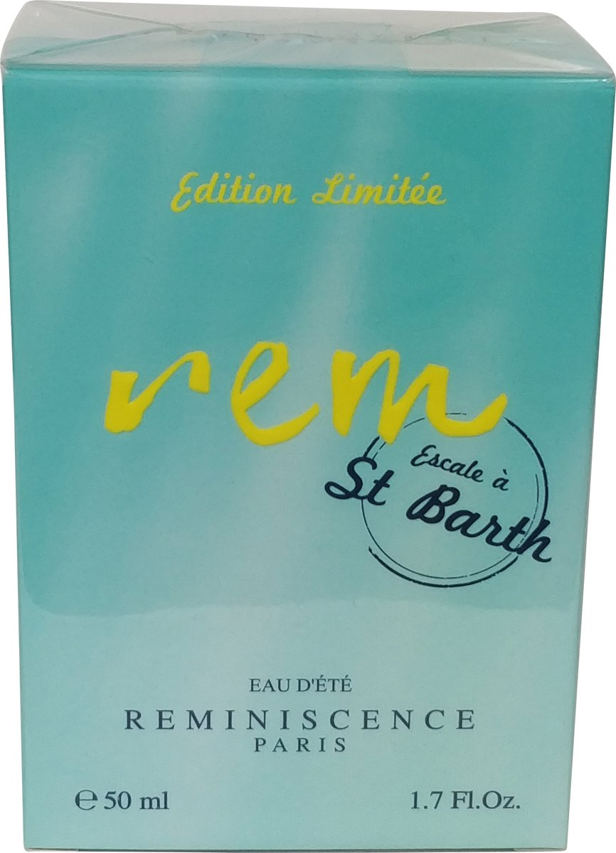 Reminiscence - Eau de toilette - Rem Escale a ST. Barth - 50 ml