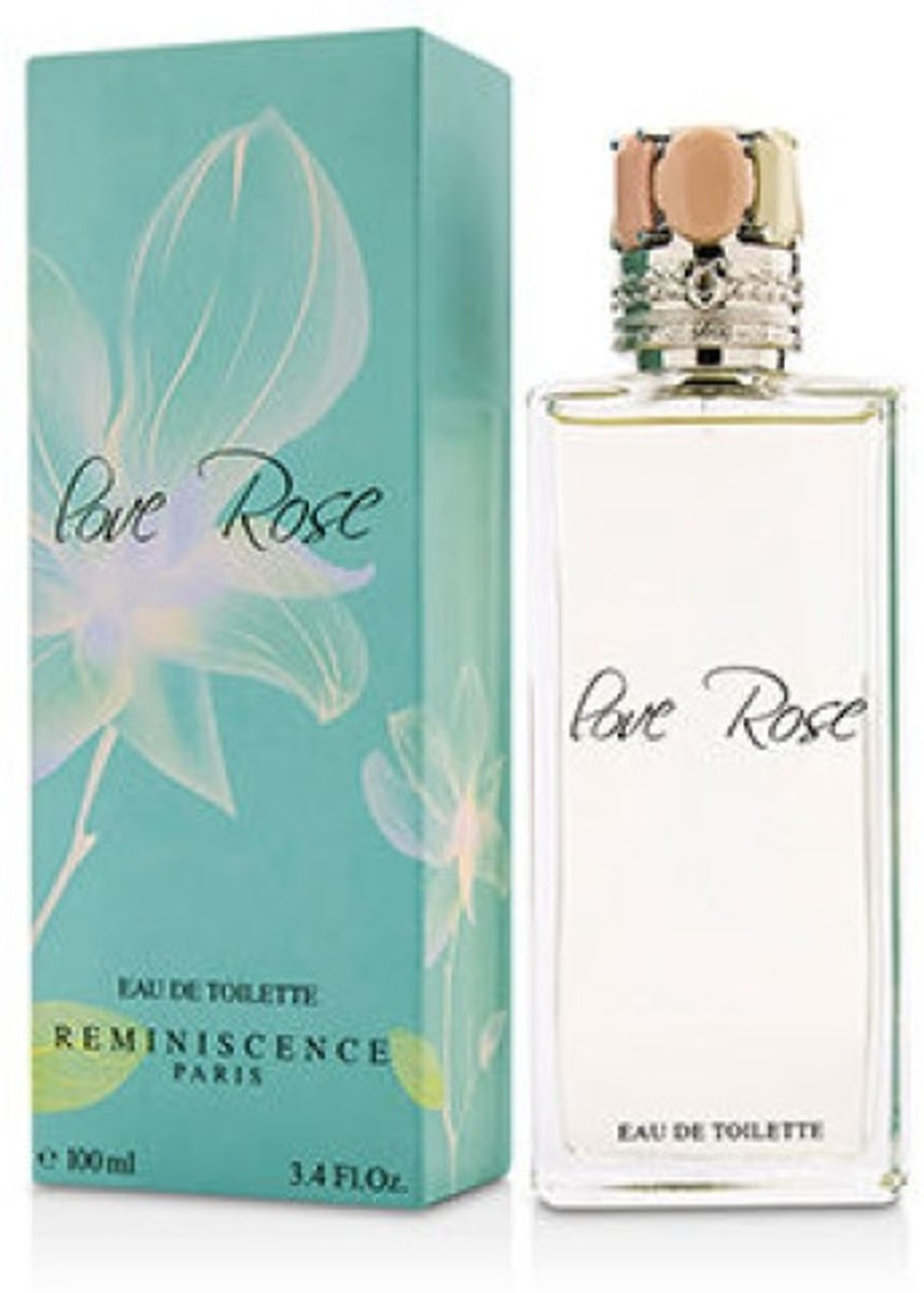 Reminiscence Love Rose Edt Spray 100 ml