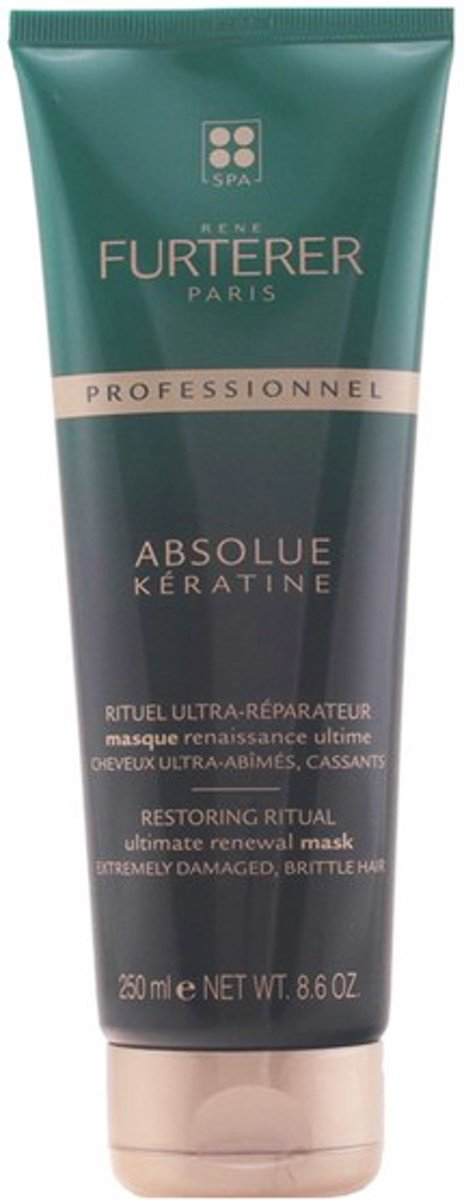 ABSOLUE KERATINE ultimate renewal mask 250 ml