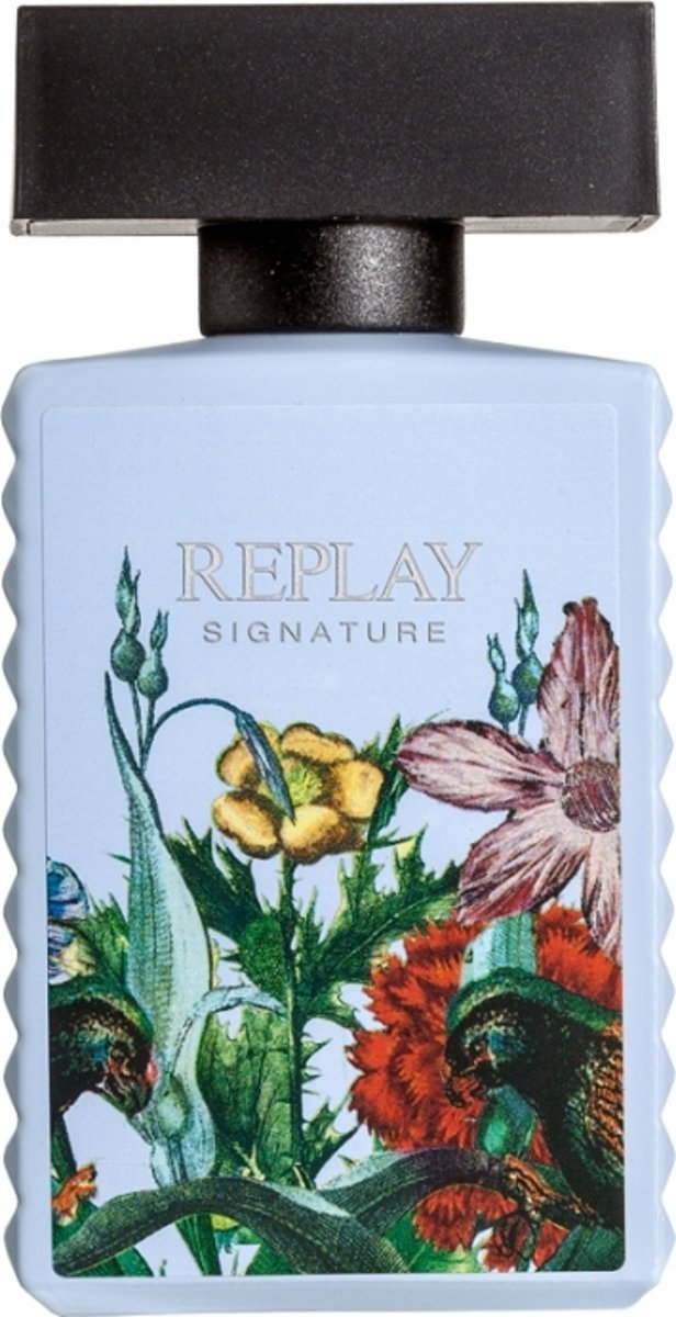 Replay Signature Secret for Woman Eau de Toilette Spray 30 ml