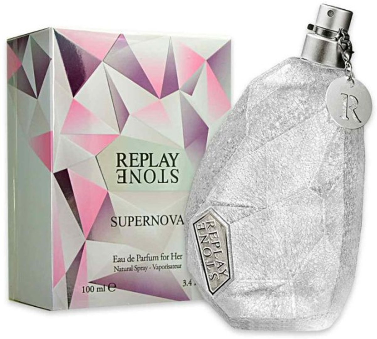 Replay Stone Supernova For Her  Eau de Parfum Spray 100 ml