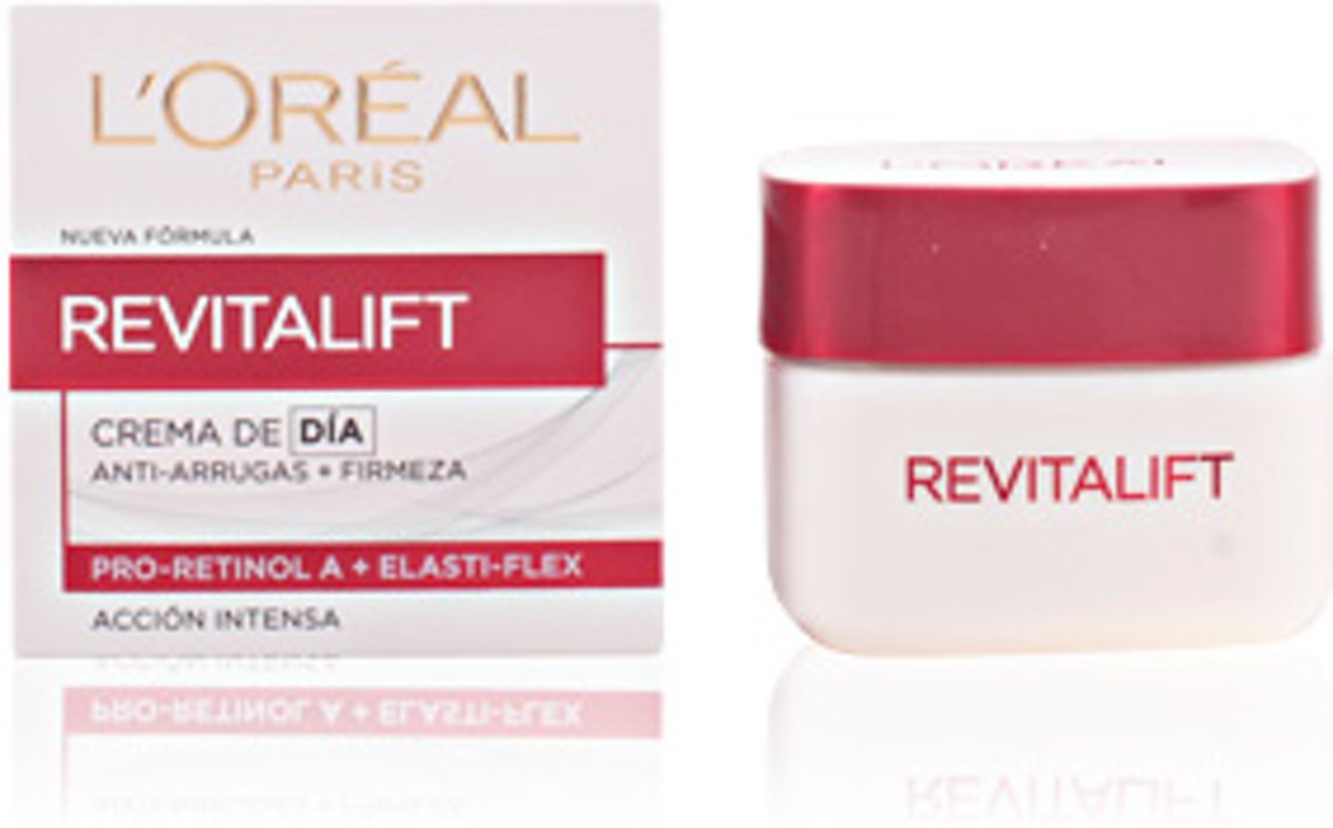 Anti-Rimpelcrème Revitalift LOreal Make Up