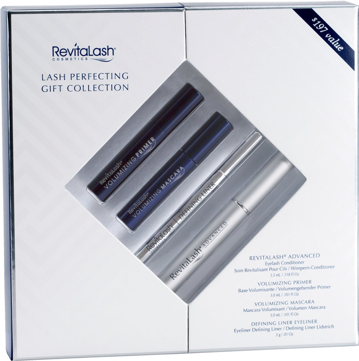 3.5ml RevitaLash Lash Perfecting Gift Collection