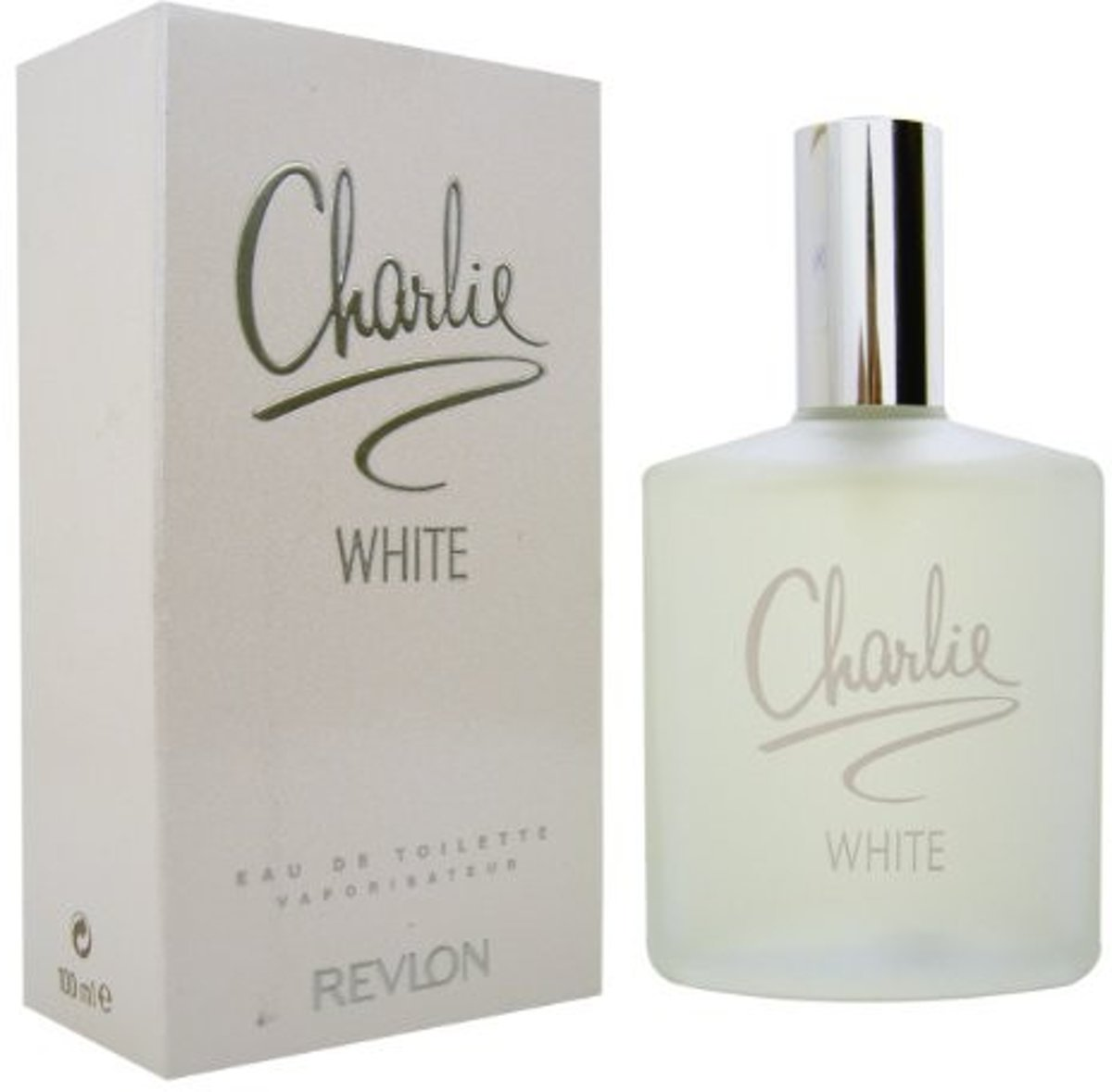MULTI BUNDEL 2 stuks Revlon Charlie White Eau De Toilette Spray 100ml