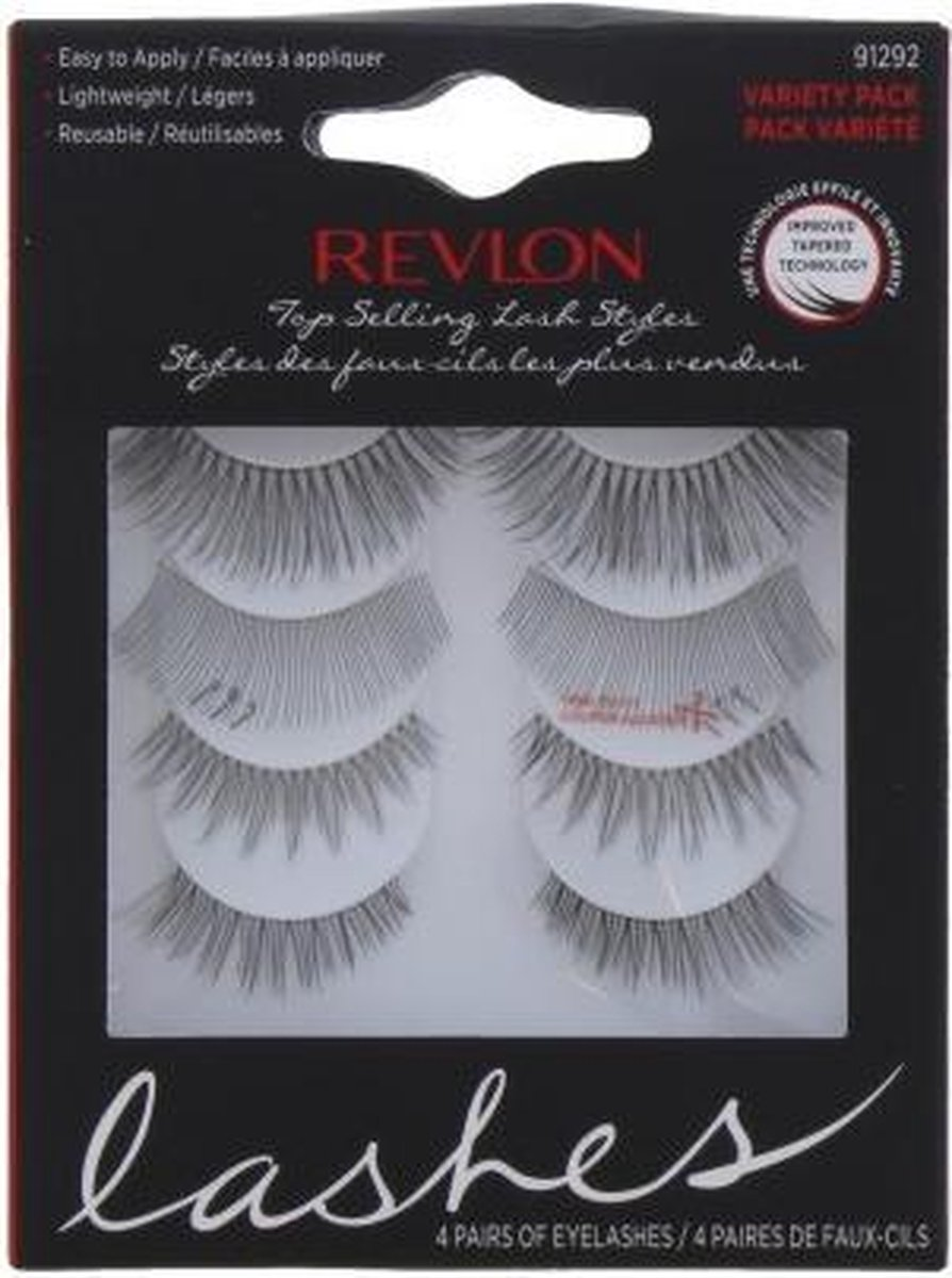 Revlon Beyond Natural Nepwimpers - 4 Paar