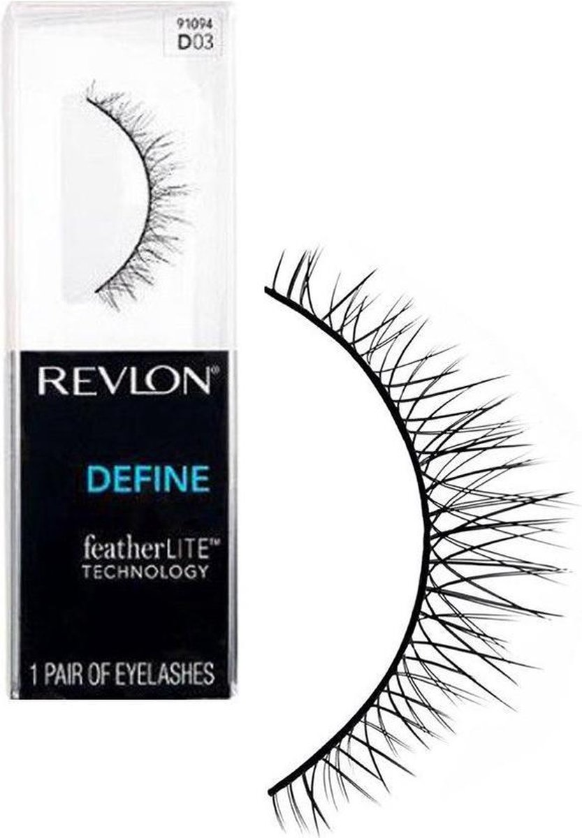 Revlon Kunstwimpers Featherlite Define 91094