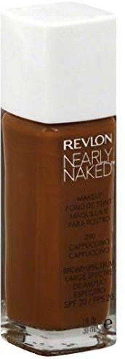 Revlon Nearly Naked Foundation 290 Cappuccino
