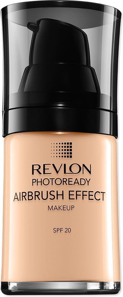 Revlon PhotoReady Airbrush Effect foundationmake-up Pompflacon Vloeistof 30 ml