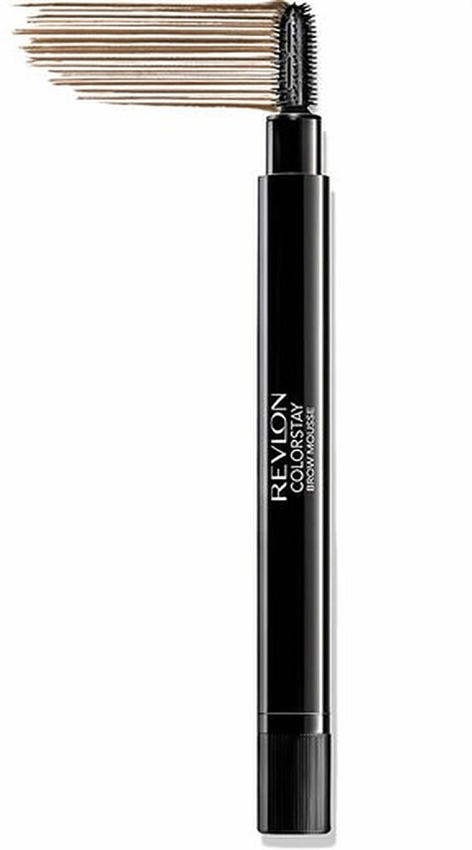 Revlon Wenkbrauw Mascara Colorstay Brow Mousse Soft Brown