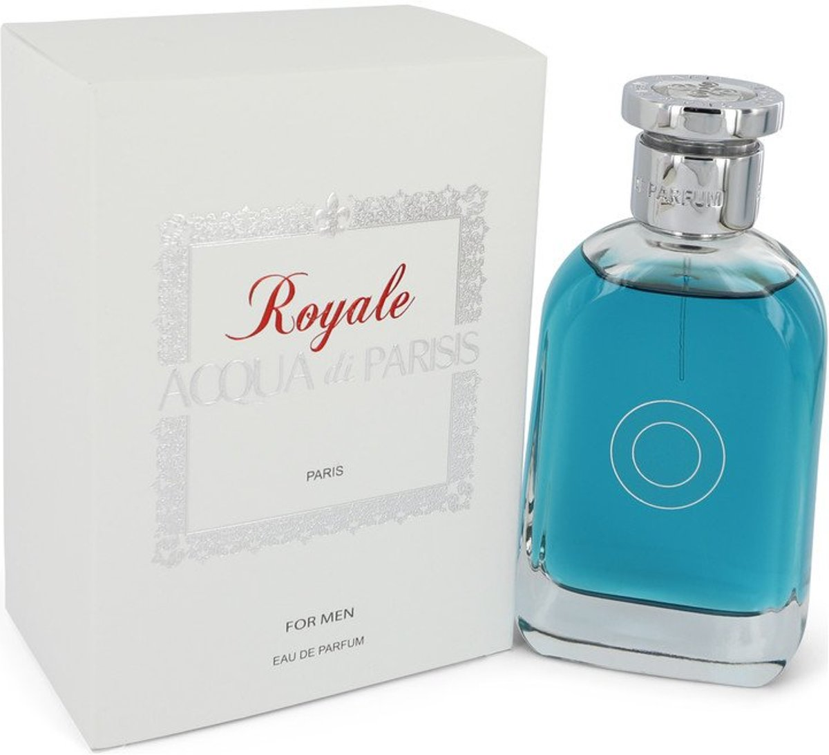 Acqua Di Parisis Royale - 100 ml Eau de parfum - by Reyane Tradition