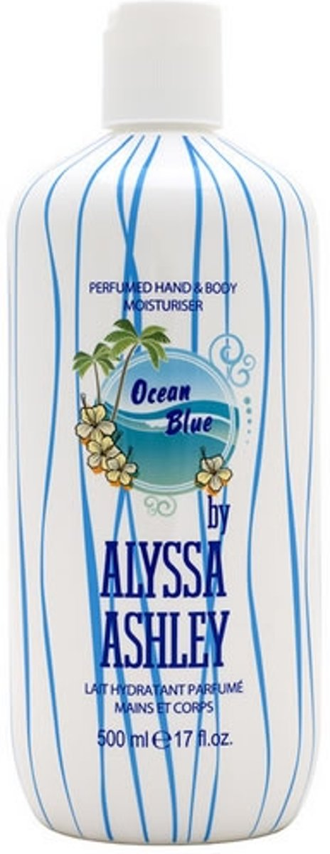 Alyssa Ashley Ocean Blue Perfumed Moisturizing Milk 500 ml
