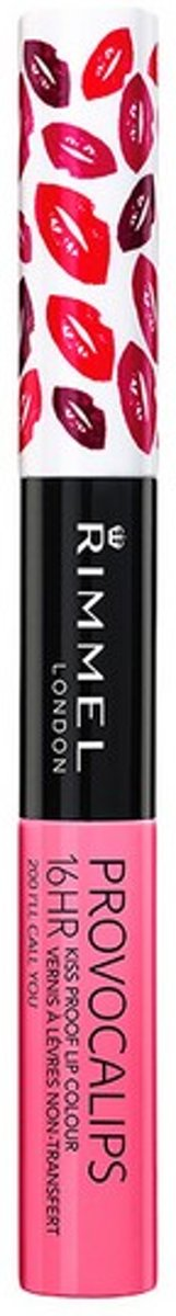 Lippenstift Provocalips Rimmel London